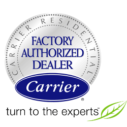 Carrier Factory Authorized Dealer - HVAC Systems