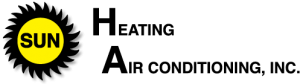The H.A. Sun Heating and Air Conditioning logo